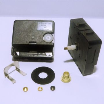 17mm Hechinger Reversing  euroshaft quartz clock Movement